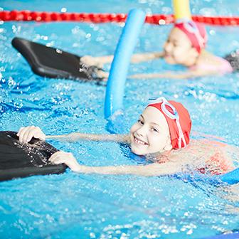 Anfänger Schwimmkurs in der Friesentherme Emden