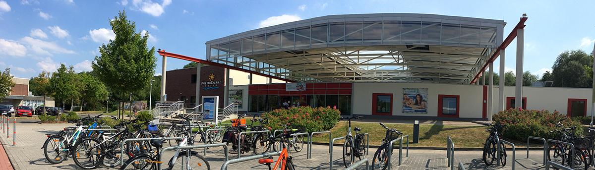 Kontakt und Öffnungszeiten der Friesentherme Emden
