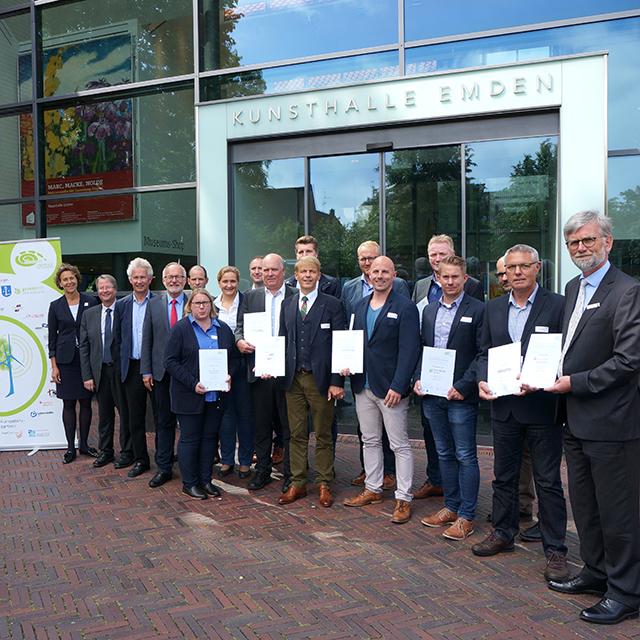 Abschlussveranstaltung Ökoprofit Energie Ostfriesland