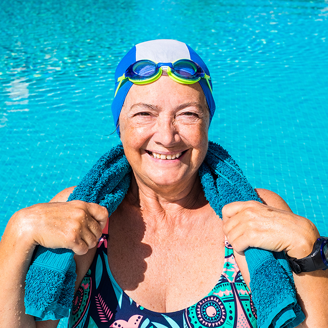 Schwimmkurse im November in der Friesentherme