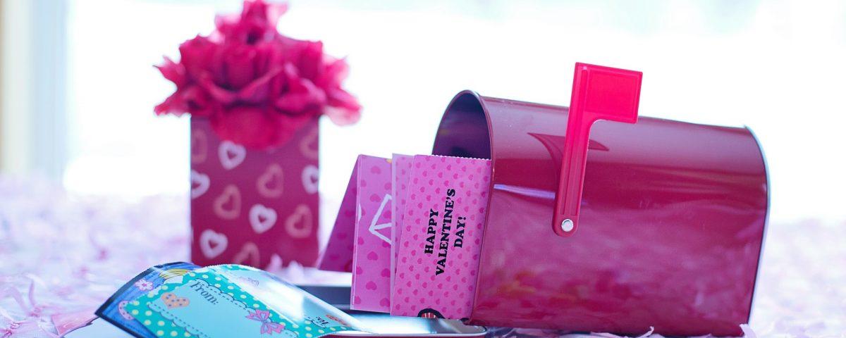 Verwöhngutscheine zum Valentinstag