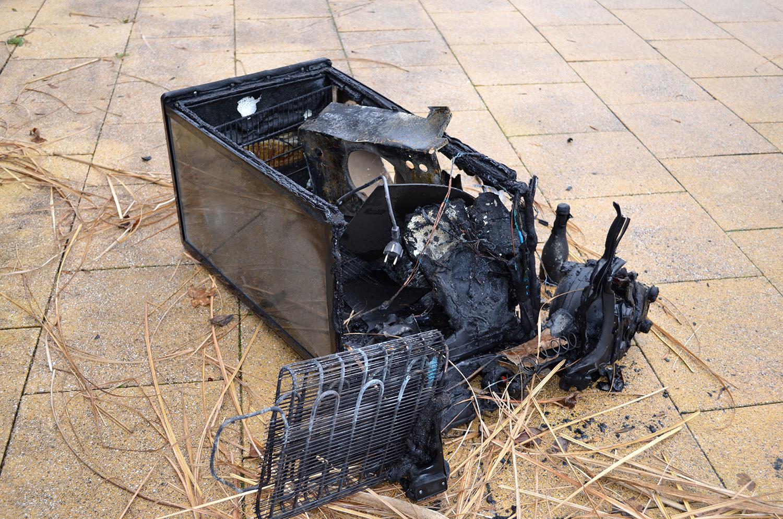 Der Auslöser für den Brand in der Friesentherme ist eine defekte Kühlvitrine