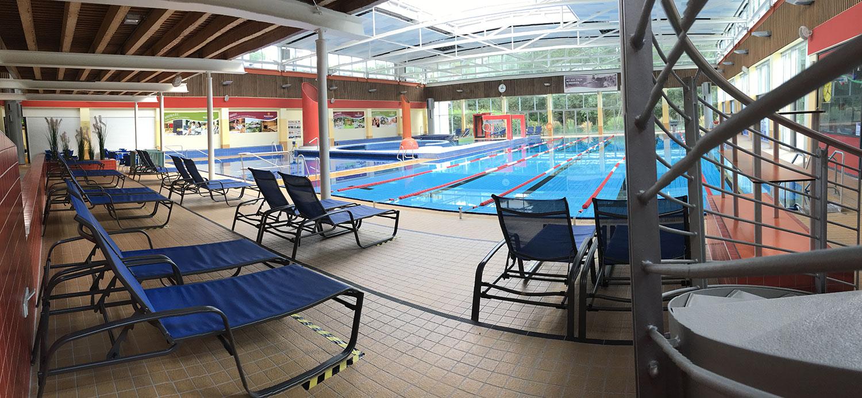 Das Bad ist bereits gut für die Wiederöffnung am 14. September vorbereitet