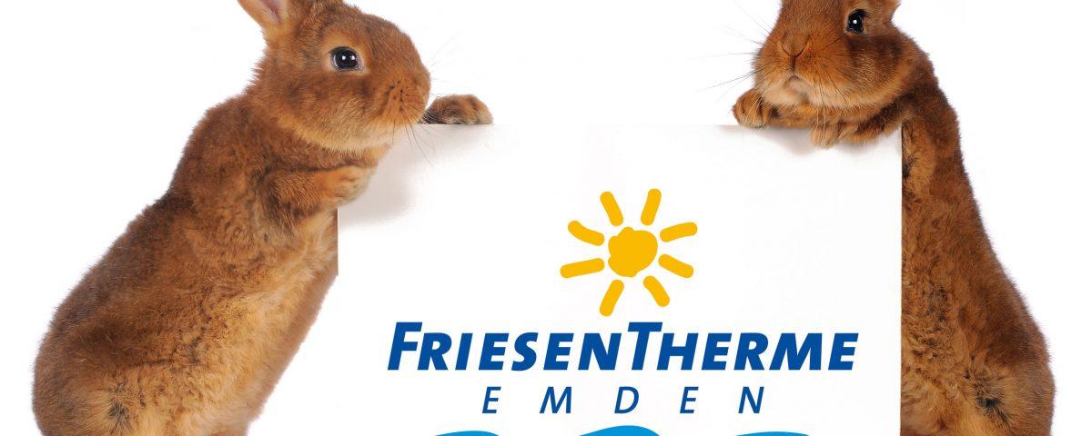 Gutscheine zu Ostern für die Friesentherme